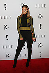 "Model and Actress Chantel ""CeeJay The Dj"" Jeffries Attends E!, ELLE & IMG KICK-OFF NYFW: THE SHOWS WITH EXCLUSIVE CELEBRATION HELD AT SANTINA IN THE MEAT PACKING DISTRICT"