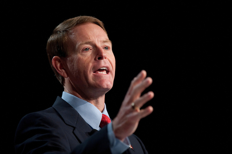 UNITED STATES - OCTOBER 7: Tony Perkins, president of the Family Research Council, speaks at the Family Research Council's Values Voter Summit in Washington on Friday, Oct. 7, 2011. (Photo By Bill Clark/CQ Roll Call)
