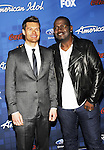 """Ryan Seacrest and Randy Jackson attend Fox's """"American Idol"""" 2011 Finalist Party on March 3, 2011at The Grove in Los Angeles, California..."""