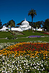 California: San Francisco. Conservatory of Flowers in Golden Gate Park.  Photo copyright Lee Foster. Photo #: 23-casanf83816