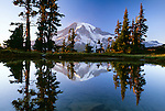 Mount Rainier, 14,410 feet, Mount Rainier National Park, Washington