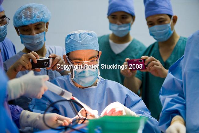 Operation Smile mission in Hanoi, Vietnam