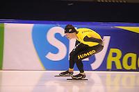 SCHAATSEN: HEERENVEEN: 30-10-2014, IJsstadion Thialf, Topsporttraining, Sven Kramer, ©foto Martin de Jong