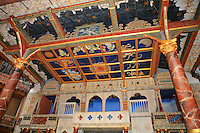 Globe Theatre Upper Stage - London