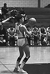 Bethel Park PA:  Steve Zemba 40 shooting a foul shot during a basketball game against the Mt Lebanon Blue Devils at Bethel Park Gymnasium - 1968. The JV Team was coached by Mr. Reno and the Bethel Park JVs won the Section Championship.  The team included; Scott Streiner, Steve Zemba, John Klein, Mike Stewart, Bruce Evanovich, Jeff Blosel and Tim Sullivan.