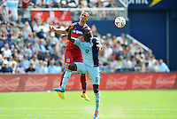 Sporting Kansas City vs Chicago Fire, July 6, 2014