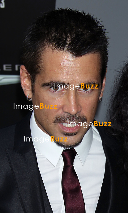 "Colin Farrell at the "" Total Recall "" movie premiere in Hollywood..Los Angeles, August 1, 2012."