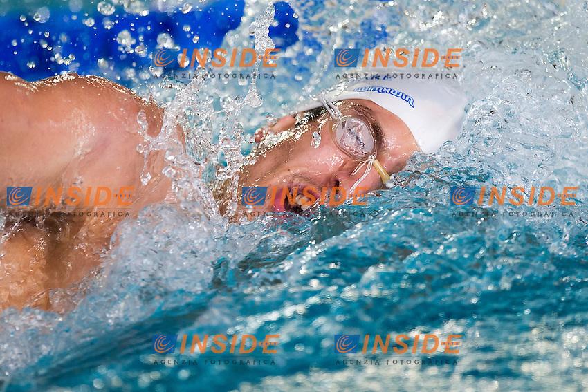 Matteo Furlan Marina Militare<br /> 400 Stile Libero Maschi<br /> Batterie Giorno 3<br /> Campionati Italiani Assoluti Nuoto Primaverili Fin UnipolSai<br /> Riccione Italy 14-18/04/2015<br /> Photo Andrea Masini/Deepbluemedia/Insidefoto