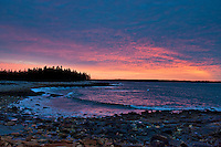 Seawall Beach.Acadia National Park, Southwest Harbor, ME, Maine