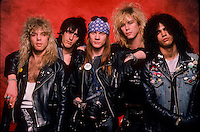 GUNS N ROSE SESSIONS  (1988)