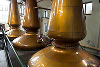 Isle of Jura, Hebrides, Scotland, May 2010. The Jura distillery is located next to the village of Craighouse on the Sound of Jura.  Dutch Tallship Thalassa sails between the islands along the Scotish west coast in search of the quality single malt whisky that is produced by the many distilleries. Photo by Frits Meyst/Adventure4ever.com
