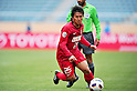 Yasushi Endo (Antlers), APRIL 19, 2011 - Football : AFC Champions League 2011 Group H, between Kashima Antlers 1-1 Suwon Samsung Bluewings at National Stadium, Tokyo, Japan. The game started at 2pm on Tuesday afternoon in Tokyo as Kashima are unable to use their home stadium as a result of the earthquake and tsunami that hit the east coast of Japan on March 11th 2011 and due to the ongoing nuclear crisis in Fukushima which has reduced the electricity supply to the region meaning that floodlit night games cannot be justified. (Photo by Jun Tsukida/AFLO SPORT) [0003]