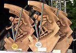 1. Inline Downhill Weltmeisterschaft, Zell am See (Austria) Pokale und Medaillen