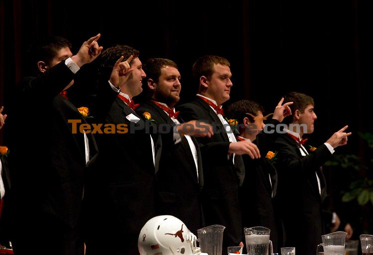 2010 Texas Longhorns Football Awards Banquet