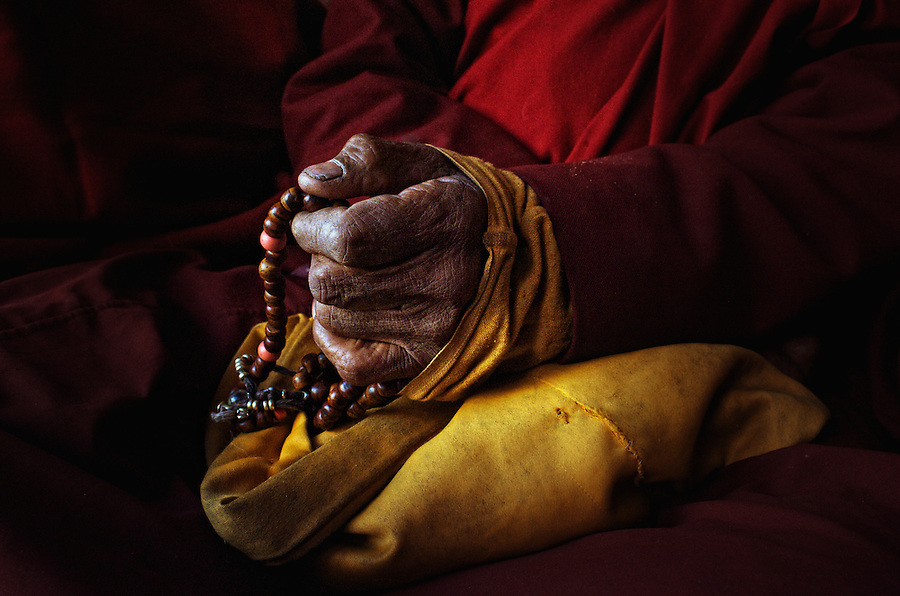 "Buddhist prayer beads or ""Japa mala"" are a traditional tool used to count time while meditating using mantras. They are similar to other forms of prayer beads used in various world religions and to Christianity's Rosary...A Japa mala is a set of beads commonly used by Hindus and Buddhists, usually made from 108 beads, though other numbers, usually divisible by 9, are also used. Malas are used for keeping count while reciting, chanting, or mentally repeating a mantra or the name or names of a deity. This practice is known in Sanskrit as japa. Malas are typically made with 19, 21, 27, 54 or 108 beads."