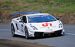 #934 - Jason White &amp; John White - 2010 Lamborghini Gallardo Super Trofeo Strada.Day 2.Targa Tasmania 2010.29th of April 2010.(C) Joel Strickland Photographics.Use information: This image is intended for Editorial use only (e.g. news or commentary, print or electronic). Any commercial or promotional use requires additional clearance.