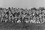 Bethel Park Recreation Football Team; Medicine Chest Recreation Football Team - 1963. Some of the team members were; Mike Stewart, Frank Felicetti, John Szot, Victor Tedesco, Bruce Mahoney, and many more.