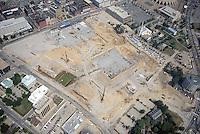1997 June 19..Redevelopment..Macarthur Center.Downtown North (R-8)..LOOKING NORTHWEST...NEG#.NRHA#..