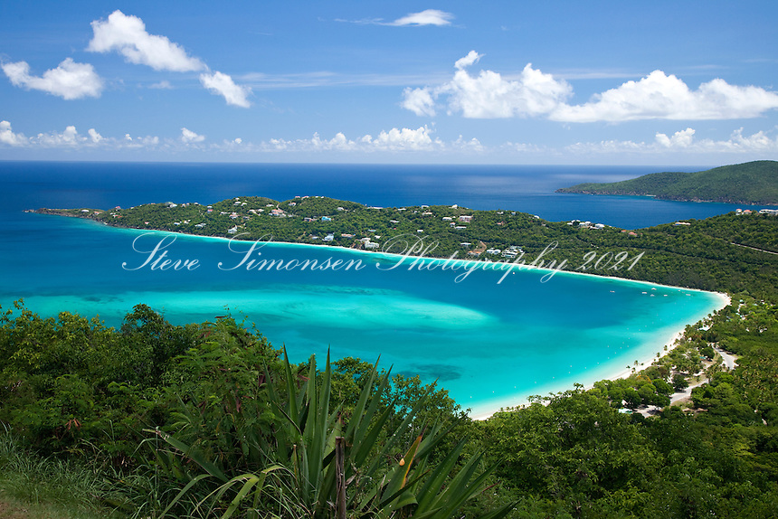 Megans Bay.St Thomas.US Virgin Islands