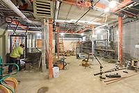 2017-02-28 Renovations Litchfield Hall WCSU | Progress 06