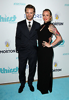 18 April 2017 - Los Angeles, California - Michael Welch and Samantha Maggio. Thirst Project&rsquo;s 8th Annual Thirst Gala held at The Beverly Hilton Hotel. <br /> CAP/ADM<br /> &copy;ADM/Capital Pictures
