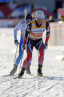 vorne SUNDBY Martin Johnsrud (NOR)