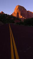 Kolob Canyons, Zion National Park, Utah.