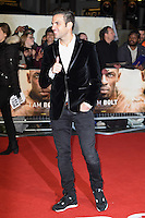 LONDON, UK. November 28, 2016: Cesc Fabregas at the &quot;I Am Bolt&quot; World Premiere at the Odeon Leicester Square, London.<br /> Picture: Steve Vas/Featureflash/SilverHub 0208 004 5359/ 07711 972644 Editors@silverhubmedia.com