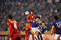 Naoki Yamada (JPN), .NOVEMBER 27, 2011 - Football / Soccer : Men's Asian Football Qualifiers Final Round for London Olympic Match between U-22 Japan 2-1 U-22 Syria at National Stadium in Tokyo, Japan. (Photo by Jun Tsukida/AFLO SPORT) [0003] .