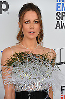 Kate Beckinsale at the 2017 Film Independent Spirit Awards on the beach in Santa Monica, CA, USA 25 February  2017<br /> Picture: Paul Smith/Featureflash/SilverHub 0208 004 5359 sales@silverhubmedia.com