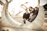 Iwasaki Family Portraits | Fort Mason San Francisco