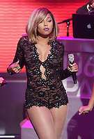MAR 03 Ashanti on BET's 106 & Park NY