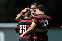 Stanford Soccer M vs San Diego State, October 13, 2016