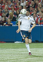 07 March 2012: LA Galaxy forward Robbie Keane #7 in action during a CONCACAF Champions League game between the LA Galaxy and Toronto FC at the Rogers Centre in Toronto..The game ended in a 2-2 draw.