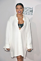 LOS ANGELES, CA - NOVEMBER 20: Taraji P. Henson at the 44th Annual American Music Awards at the Microsoft Theatre in Los Angeles, California on November 20, 2016. Credit: Koi Sojer/Snap'N U Photos/MediaPunch