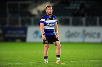 Rory Jennings of Bath United looks on. Aviva A-League match, between Bath United and Bristol United on September 19, 2016 at the Recreation Ground in Bath, England. Photo by: Patrick Khachfe / Onside Images