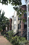 "South East Washington DC townhouses, SE Washington DC, Fine art Photography and Stock Photography by Ronald T. Bennett Photography ©, FINE ART and STOCK PHOTOGRAPHY FOR SALE, CLICK ON  ""ADD TO CART"" FOR PRICING, Fine Art Photography by Ron Bennett, Fine Art, Fine Art photo, Art Photography,"
