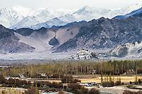 Chemrey Monastery or Chemrey Gonpa, Leh, Jammu and Kashmir, India