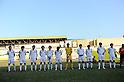 "U-22""ú-{'ão\/Japan team group line-up (JPN),..FEBRUARY 9, 2011 - Football :..International friendly match between Kuwait 3-0 U-22 Japan at Mohammed Al-Hamad Stadium in Kuwait City, Kuwait. (Photo by FAR EAST PRESS/AFLO)"