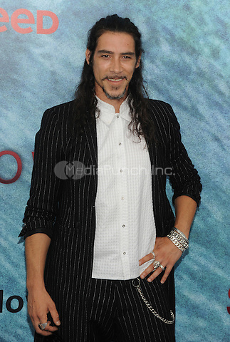 """NEW YORK, NY - June 21:Oscar Jaenada attends the NEw York premiere for """"The Shallow"""" at the Loews AMC on June 21, 2016   in New York City .  Photo Credit: John Palmer/ MediaPunch"""