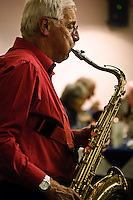 JAZZ SUPPER.THE JOHN MILLS -.BILL PRITCHARD QUARTET..John Millssaxophone.Bill Pritchardguitar.John Seamanbass.Terry Francisdrums..Enjoy a two-course supper with a glass of wine whilst listening to the popular Southampton group. ?Winchester Festival photos, done as part of the Winchester City Council Festivals Photography Project - five photographers invited to shoot one of five cultural events during the summer with a group show of the photos scheduled for 2010.??Location: Winchester Cathedral Cafe???Contact:?Ellen Simpson?01962 848 219?ESimpson@winchester.gov.uk??John Miller - ?07968 104951?01962 732410?jonail.miller@tiscali.co.uk??Date Taken: 11/07/09???Client: Winchester Tourism Dept, Ellen Simpson?Ellen Simpson.Tourism Marketing and Development Manager.Winchester City Council.City Offices.Colebrook Street.WINCHESTER.Hants  SO23 9LJ. .Tel 01962 848 219.Fax 01962 848 427. .www.winchester.gov.uk.www.visitwinchester.co.uk.www.winchestermuseumcollections.org.uk