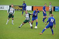 VOETBAL: JOURE: Sportpark de Hege Simmerdyk, 11-05-2014, SC Joure - VV Hoogeveen uitslag 3-3, Niklas Tarvajärvi (SC Joure), ©foto Martin de Jong