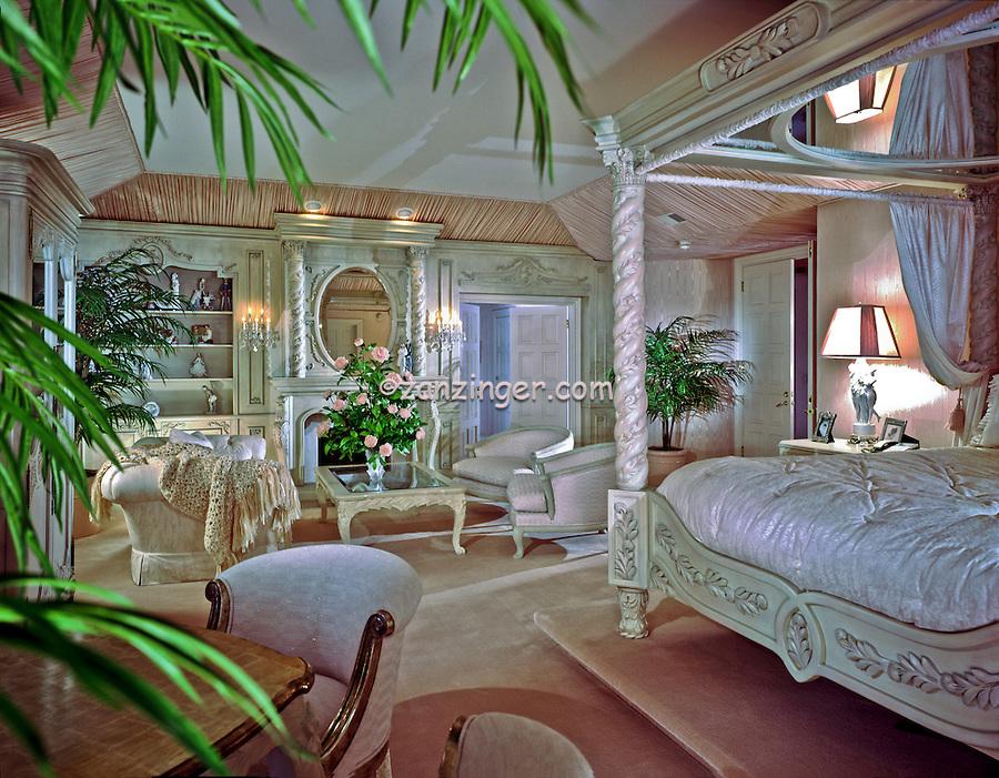 Luxury master bedroom residential lifestyle david for Celebrity master bedroom designs