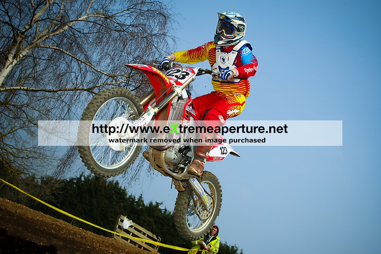 Washbrook Farm MX 10 April 2013