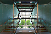 entry to Isabella Stewart Gardner Museum, Boston, MA (architect = Renzo Piano)