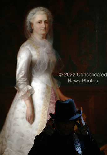 Blues musicians perform beneath a portrait of Martha Washington at a White House event titled In Performance at the White House: Red, White and Blues, February 21, 2012 in Washington, DC.  As part of the In Perfomance series, music legends and contemporary major artists have been invited to perform at  the White House for a celebration of Blues music and in recognition of Black History Month. The program featured performances by B.B. King, Troy &quot;Trombone Shorty&quot; Andrews, Jeff Beck, Gary Clark, Jr., Shemekia Copeland, Buddy Guy, Warren Haynes, Mick Jagger, Keb Mo, Susan Tedeschi and Derek Trucks, with Taraji P. Henson as the program host and Booker T. Jones as music director and band leader. .Credit: Win McNamee / Pool via CNP