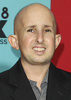 HOLLYWOOD, LOS ANGELES, CA, USA - OCTOBER 05: Ben Woolf arrives at the Los Angeles Premiere Screening Of FX's 'American Horror Story: Freak Show' held at the TCL Chinese Theatre on October 5, 2014 in Hollywood, Los Angeles, California, United States. (Photo by Celebrity Monitor)