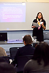 Julie K. Marks, President & Founder of the .Volunteer Management Group speaking on Designing Quality Surveys at the Volunteer Management for Nonprofits Conference on .March 25, 2011. The event was presented by Volunteer Management Group.