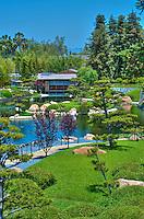 Japanese Garden; Tillman Water Reclamation Plant;  Van Nuys; CA