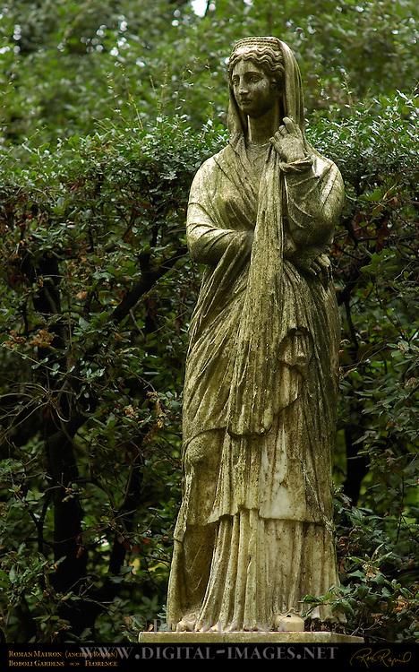 Roman Matron (ancient Roman) Boboli Gardens